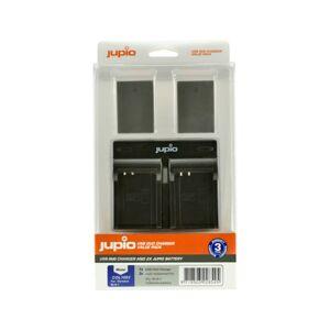 Jupio Kit 2 Baterias PS-BLN1/ BLN-1 + Carregadores