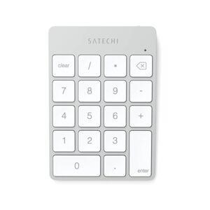 Satechi Teclado Aluminum Slim (Bluetooth - Teclado Numérico)
