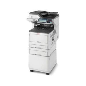 Oki Impressora Multifunções Laser Cl Mc853Dnct A3 Fax