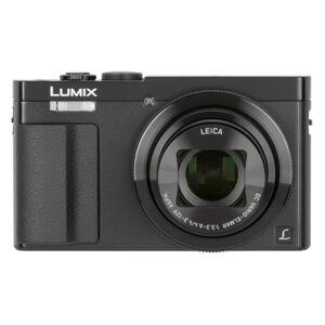 Panasonic Máquina Fotográfica Bridge Lumix Dmc-Tz70 (Preto - 12.1 MP - ISO: 80 a 6400 - Zoom Ótico: 30x)