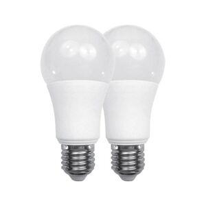 Kunft Pack 2 Lâmpadas LED KLWW-3667 (470 lumen - Casquilho: E27 - 2 Lâmpadas - Luz Amarela)