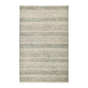 Am.pm Tapete de lã estilo berbere, RomeroNatural- 120 x 180 cm
