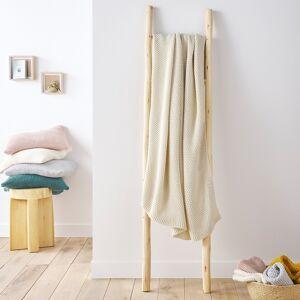 La Redoute Interieurs Manta em tricot WESTPORTCru- TAMANHO ÚNICO