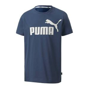 Puma T-shirt, 8 - 16 anosazul- 16 anos (174 cm)