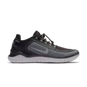 Nike Sapatilhas de corrida Free RN 2018 ShieldPreto- 37 1/2