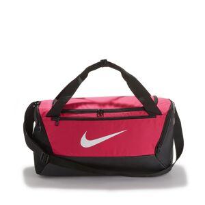 Nike Saco de desporto Brasilia Duffle Bagpreto/rosa- TAMANHO ÚNICO