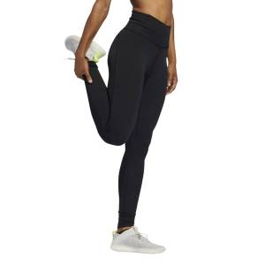 Adidas Performance Leggings de fitness PulsePreto- L