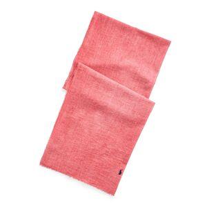 Polo Ralph Lauren Écharpe Crinkled Oblong   Vermelho