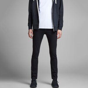 Jack & Jones Jeans slim stretch, Jjiglenn   Preto