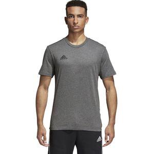 Adidas Performance T-shirt Core   Cinza-Escuro Mesclado
