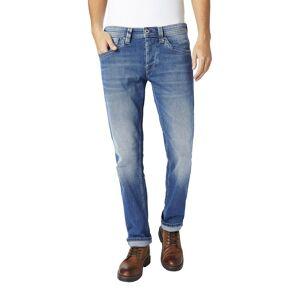 Pepe Jeans Jeans corte direito, Cash   Azul-Claro