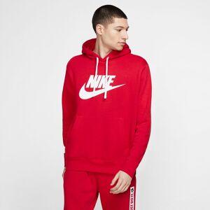 Nike Sweat com capuz, Club Logo   Vermelho