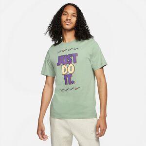 Nike T-shirt Graphic Apparel   Verde Pastel