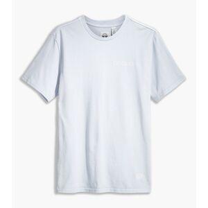 Dockers T-shirt de gola redonda, Sustainable   azul