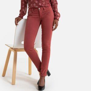 Freeman T. Porter Jeans slim ALEXA NEW MAGIC COLOR   bordeaux