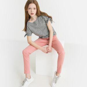 La Redoute Collections Calças skinny 10-16 anosrosa- 14 anos (156 cm)