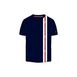 Tommy Hilfiger T-shirt de pijama, mangas curtas   Marinho