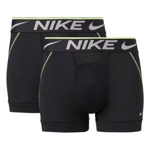 Nike Lote de 2 boxers breathe micro   Preto