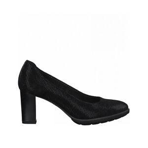 Tamaris Sapatos confortáveis   Preto