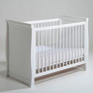 Cama para bebé Méa   Branco Lacado