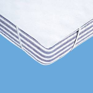 Reverie Resguardo para colchão, capa em moletão, 400 g/m²   Branco