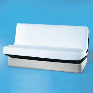 Resguardo para colchão especial modelo clic-clac, em turco extensível   Branco
