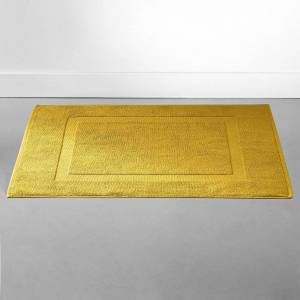 Tapete liso para casa de banho, em turco, 700 g/m², Scenario   Amarelo-Açafrão