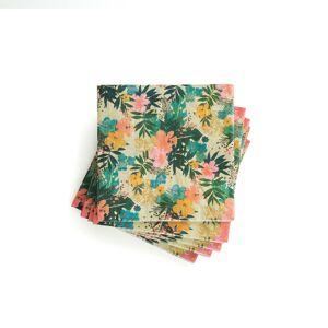 Lote de 20 guardanapos de papel, Summer   Multicolor