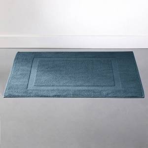 Tapete liso para casa de banho, em turco, 700 g/m², Scenario   Azul-acinzentado