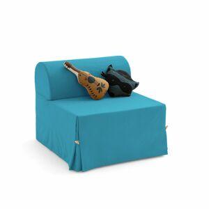 Sofá-cama Bultex, Dave Meeting   Azul-Petróleo