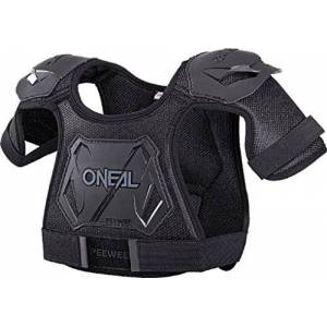 O'Neal Oneal Pee Wee, Protecciones, Negro, XS/S (XS/SM)