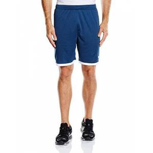 Joma Toledo Pantalones Cortos Deportivos, Hombre, Azul Marino, S