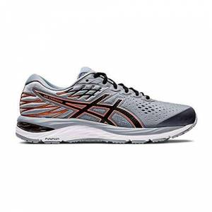 Asics Gel-Cumulus 21, Running Shoe Mens Sheet Rock/Black 44 EU