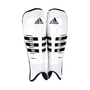 Adidas Hockey SG Shin Guards, Adultos Unisex, White/Black, M