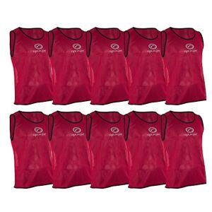 OPTIMUM Óptimo (10 Unidades) Baberos Rojo, Medio