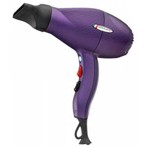 PAGAMETCLIG245 Gamma Piu ETC Light - Secador de pelo, color violeta opaco