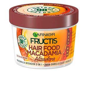 Garnier FRUCTIS HAIR FOOD macadamia mascarilla alisadora 390 ml - kilograms