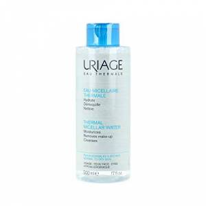 Uriage Agua micelar HPT pieles normales a secas 500ml