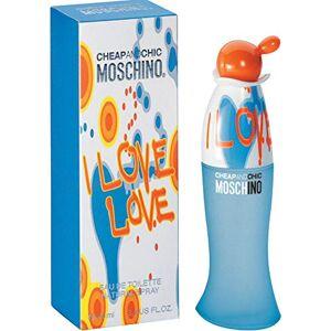Moschino Cheap & Chic, Agua de tocador para hombres - 100 ml.