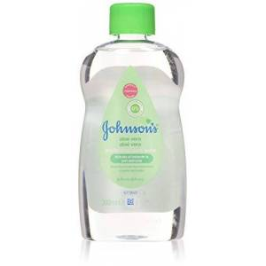 Johnson Johnson'S Baby Olio 300 Ml Aloe Vera 1 Unidad 300 ml
