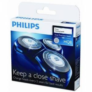 Philips-HQ8/50Tete afeitadora, 3PC para afeitadora corporal eléctricos Philips