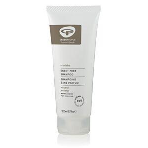 Green People Gente verde neutral/Perfume libre Shampoo (200ml)