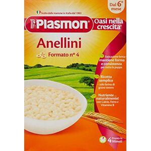 Plasmon Heinz - (5526) plasmon (italia) plasmon anellini 340g