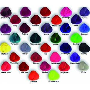 Directions La Riche Unisex Tinte de cabello, semipermanente, Carnation Pink, 1 paquete, (1x 89 ml)