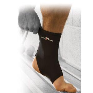 Precision Training - Protección de tobillos, tamaño M, color negro