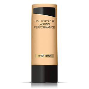 Max Factor Lasting Performance Base de Maquillaje Líquida Tono 106 Natural Beige - 35 ml (el paquete puede variar)
