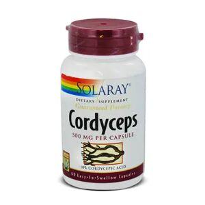 Solaray CORDYCEPS 60 Caps