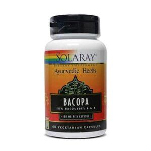 Solaray BACOPA 60 Caps