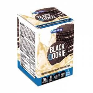 Quamtrax BLACK QOOKIE 5 Bolachas de 60g