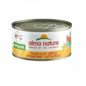 Almo Nature HFC Natural bife de frango para gatos
